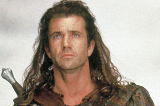 mel gibson braveheart. raveheart, Mel Gibson