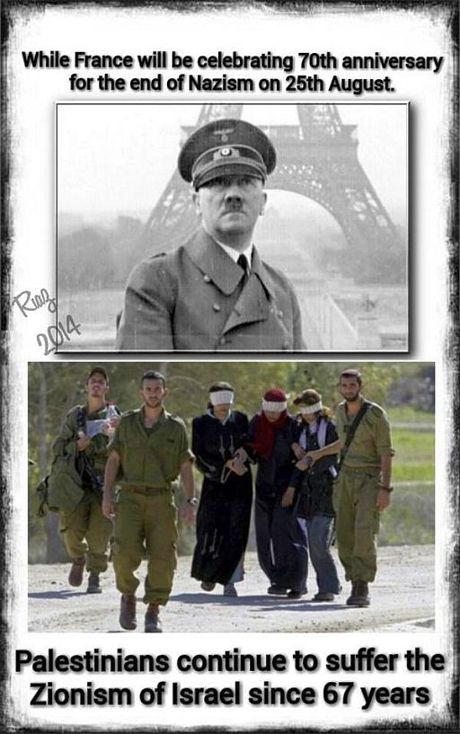 Israel nazism 13 512