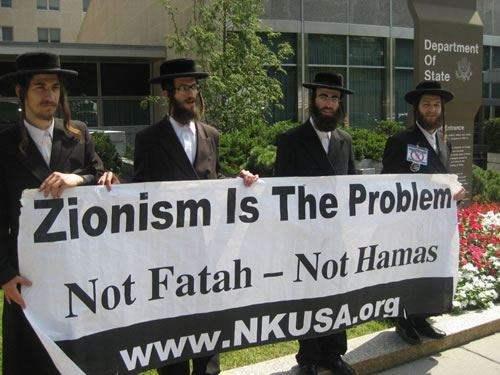Israel zionism-problem not Hamas