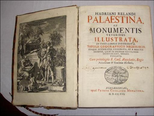Palestine book 1755 512