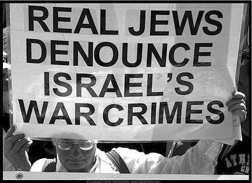 Israel real-jews denounce war crimes 512