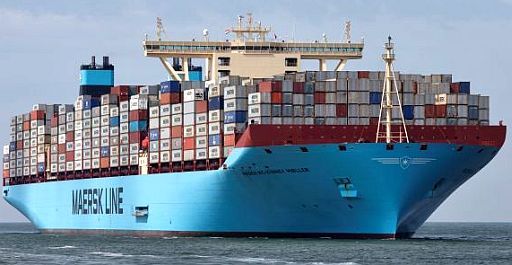 Maersk Triple E. The perfection of capitalism