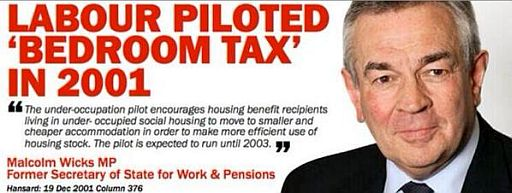 Bedroom Tax 512