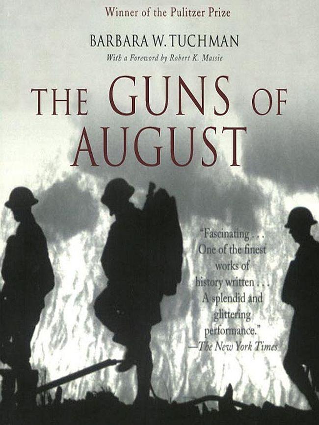Guns of August 650