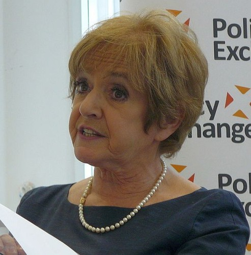 Margaret Hodge and tax