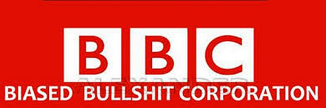 BBC 1 Biased Bulshit Corporation 650