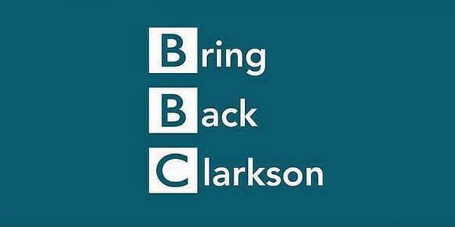 BBC bring back Clarkson 650