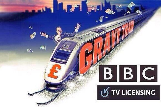 BBC gravy train 650