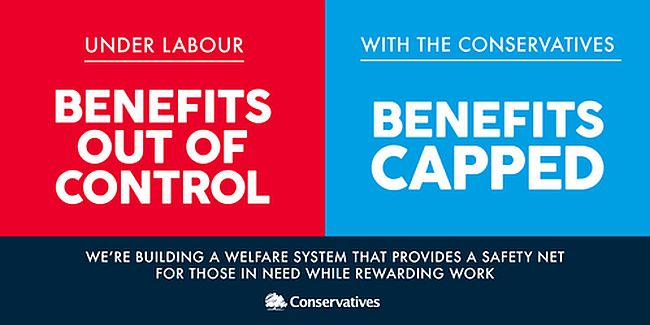 Conservative benefits 650
