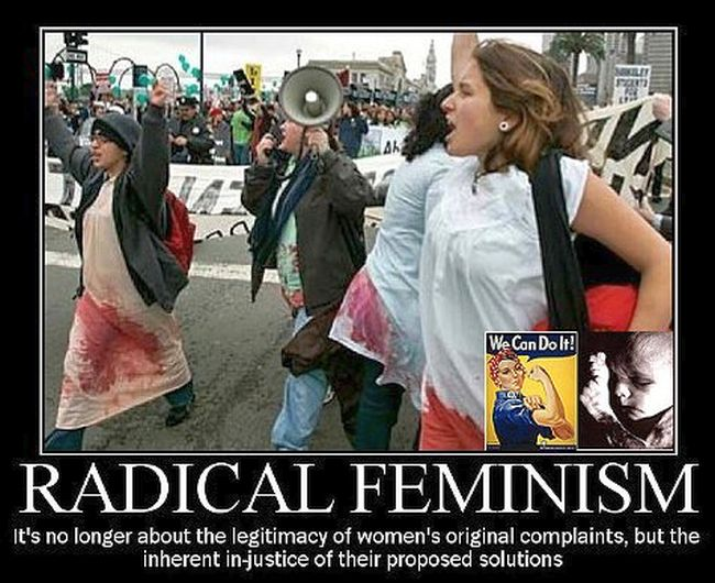 Feminism radical 650