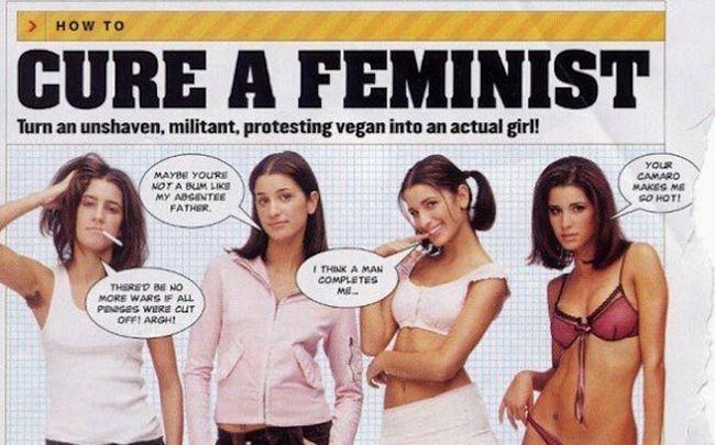 Feminist transition 650