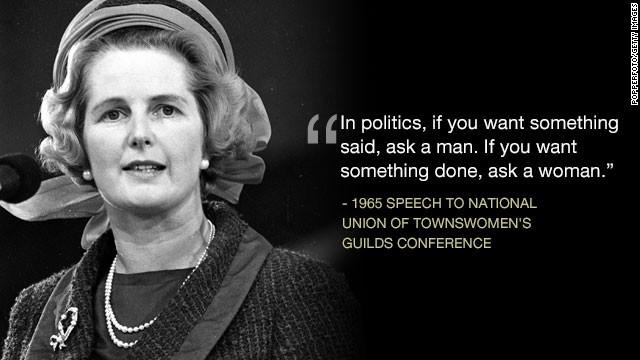 Thatcher ask a woman 640
