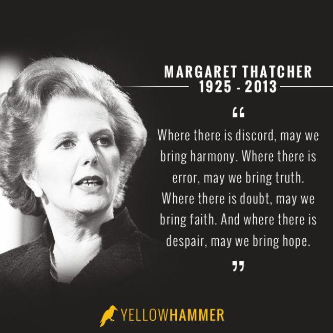 Thatcher bring hope 650