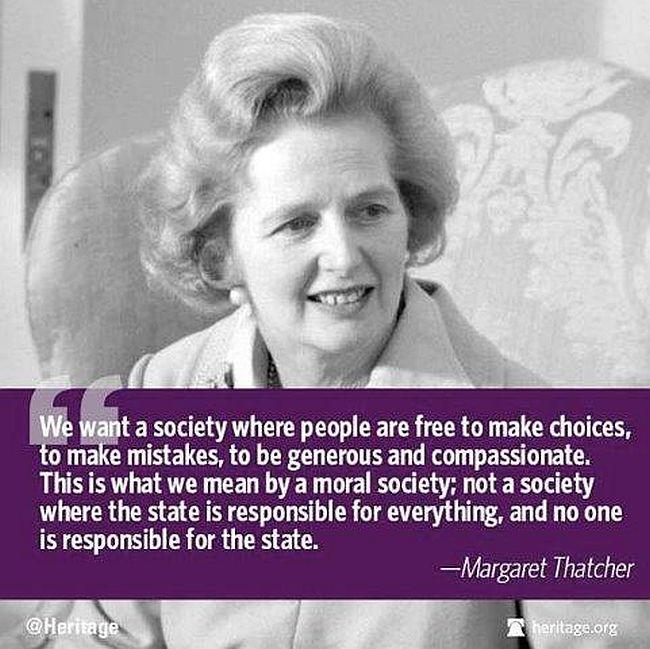 Thatcher state 650