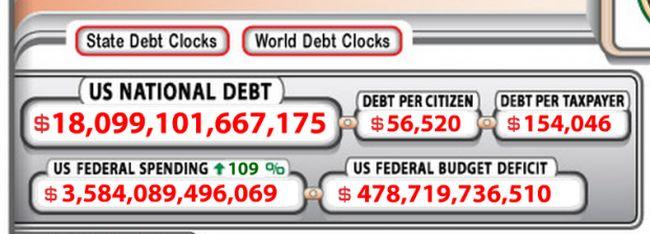 American debt 650