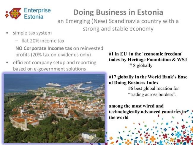 Estonia Enterprise 650