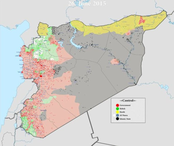 The real problem in Syria