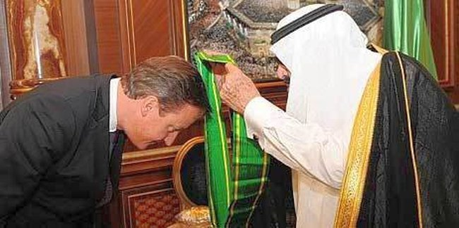 Cameron Saudi 650