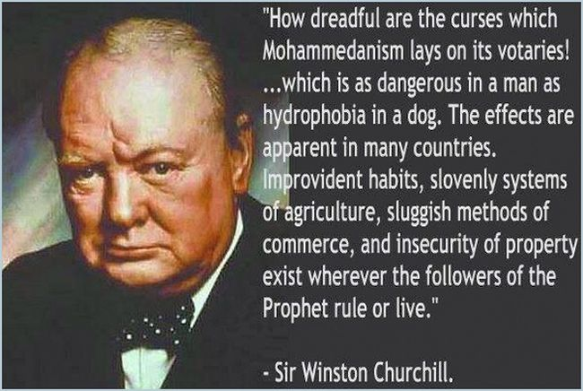 Islam Churchill #2 650