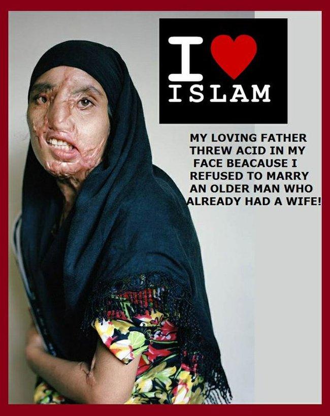 Islam acid 650