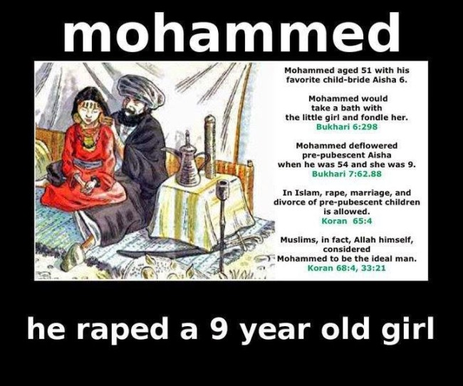 Islam muhammed #2 650