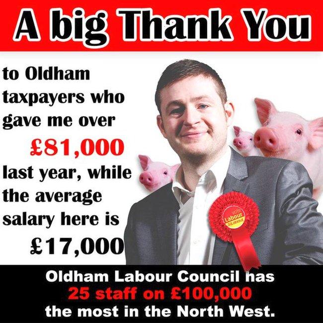 Labour Oldham 650