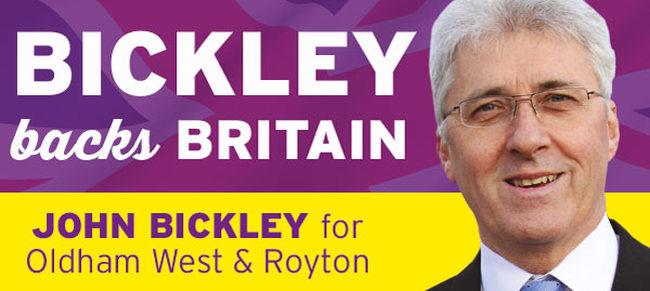 UKIP Bickley 650