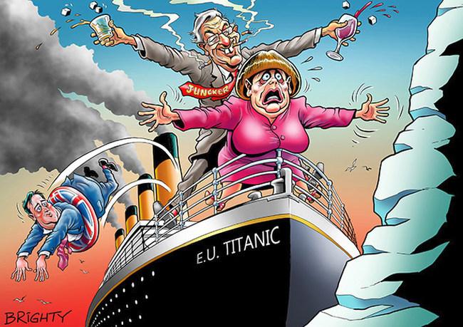 Титанический Евросоюз