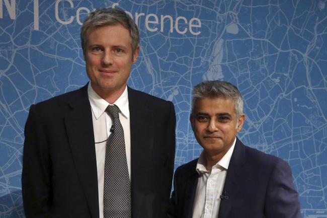 London Mayor. No valid candidate