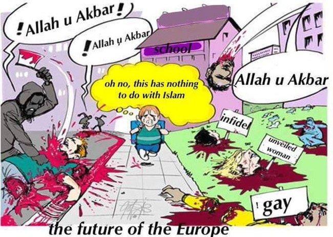Merkel the future of Europe 650