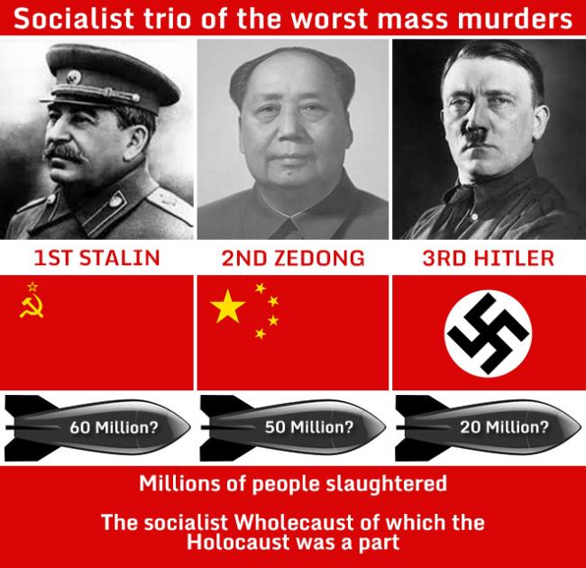 Socialist mass murder 650