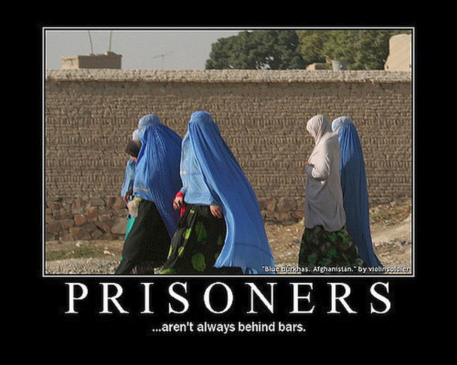 Islam burqa #5 650