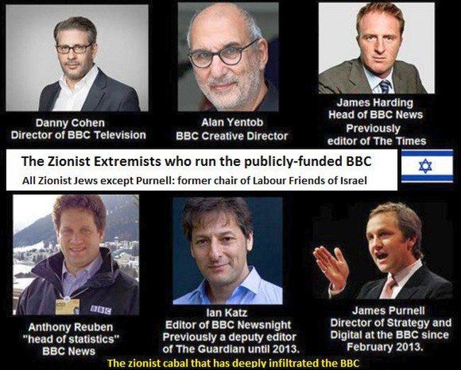 BBC zionists 650