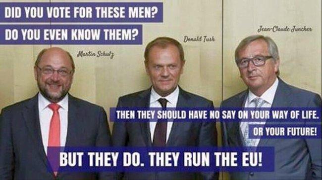 EU referendum. The FACTS