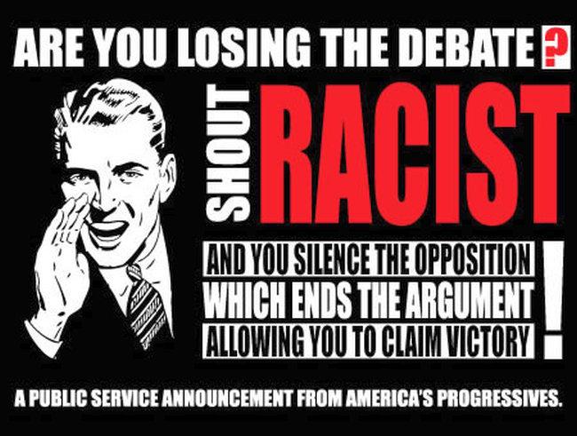 Racism. 650