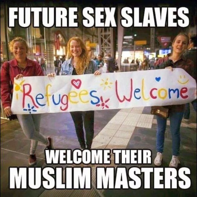Islam sex slaves 650