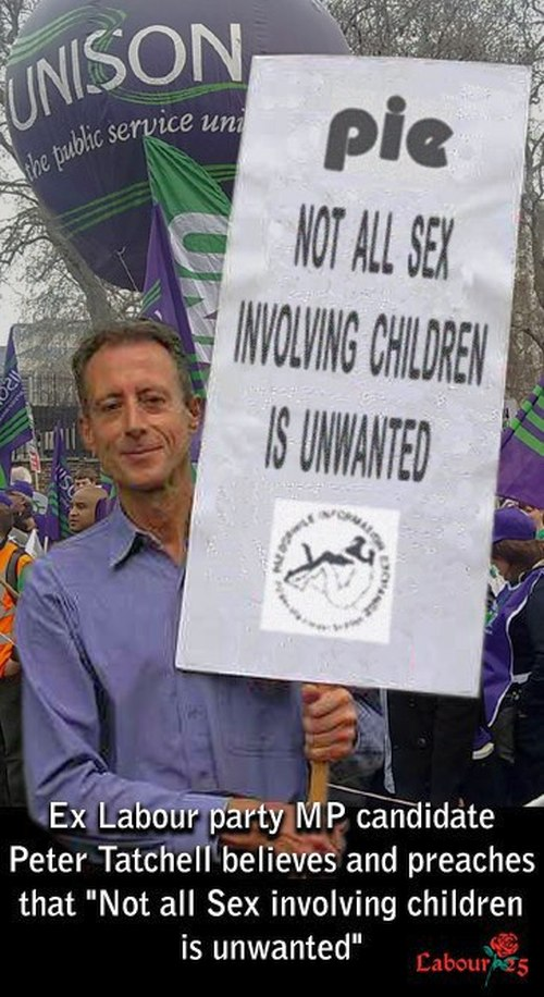Labour Tatchell PIE 500