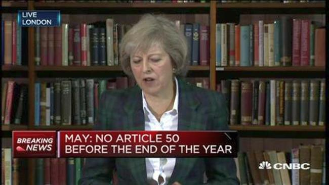 Theresa May article 50 650