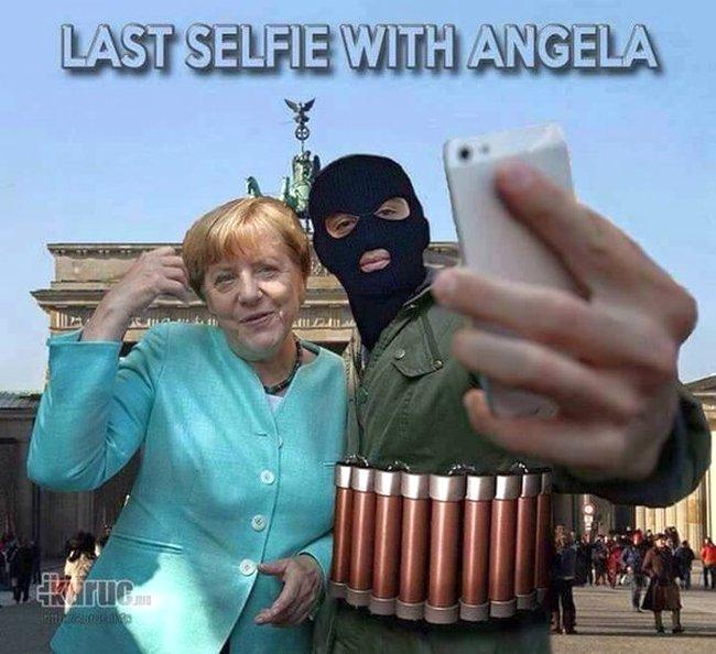 Angela Merkel memes • Bruce On Politics
